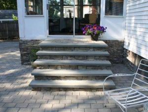 Что надо для создания бетонного крыльца?