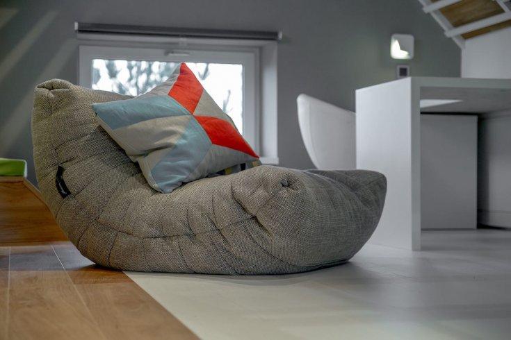 Современная бескаркасная мебель