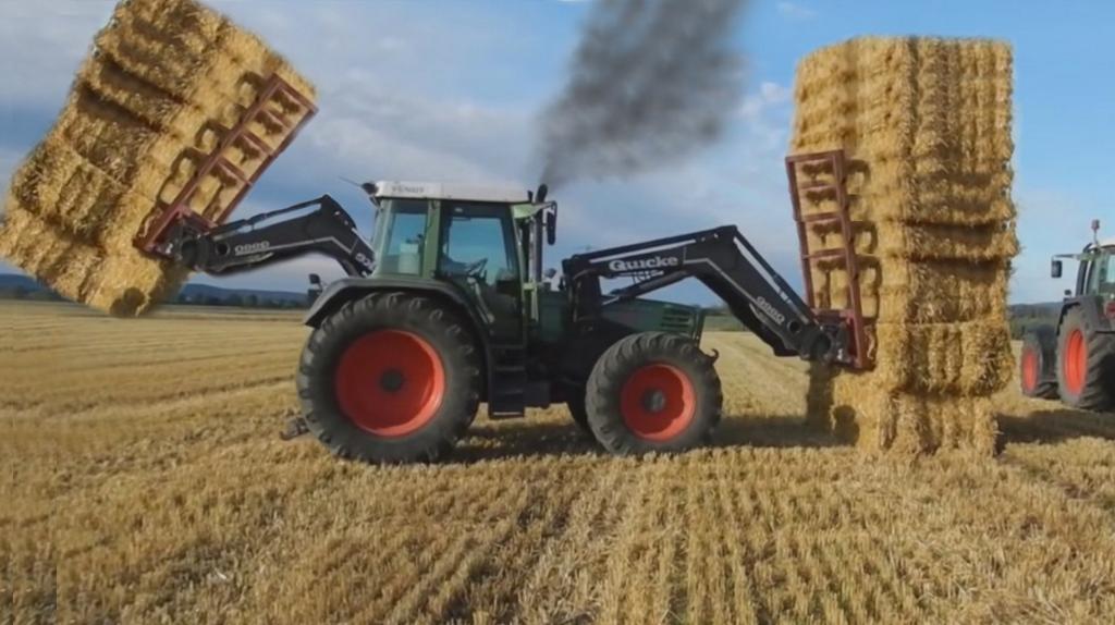 Трелевочный трактор ТТ-4: алтайский лесник