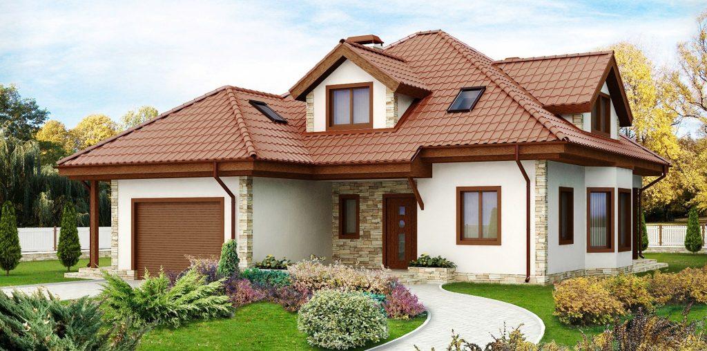 Выбираем проект дома для деревянного дома