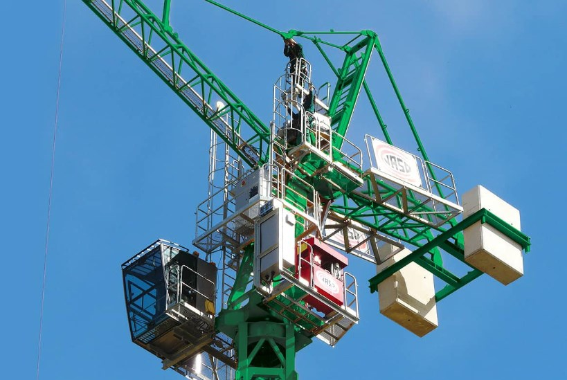 Строительные башенные краны общего назначения
