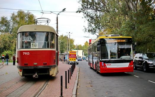 Переход на электротранспорт