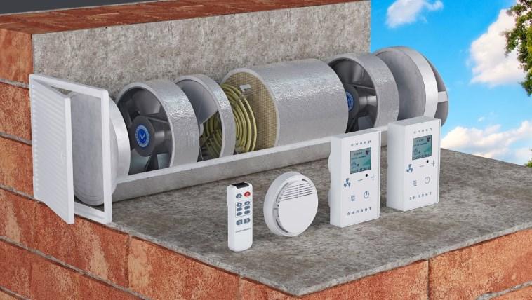 Значение рекуператора в системе вентиляции
