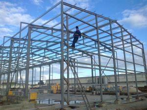 Изготовление металлоконструкций в надежной компании «Пульсар Констракшн»