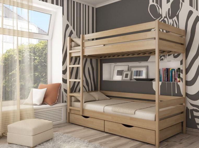 Как оформить детскую комнату для двоих детей