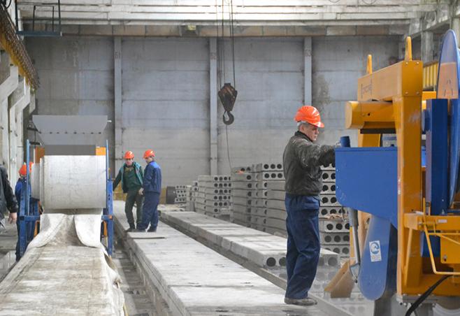 приготовление бетонных смесей на заводах жби