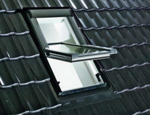 Мансардные окна Рото Германия, их особенности