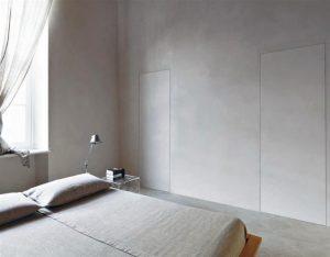 Новий тренд в дизайні – двері з прихованим монтажем