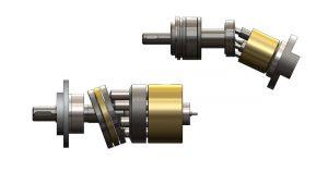 Аксиально-поршневой гидромотор – особенности конструкции и выбора