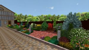 Ландшафтный дизайн в Киеве: важность комплексного подхода к обустройству сада