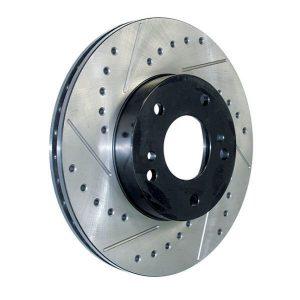 Типы тормозных дисков