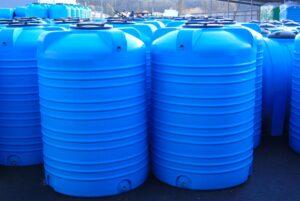 Как выбрать пластиковую емкость для воды